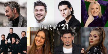 Eurowizja 2021, Dora 2021