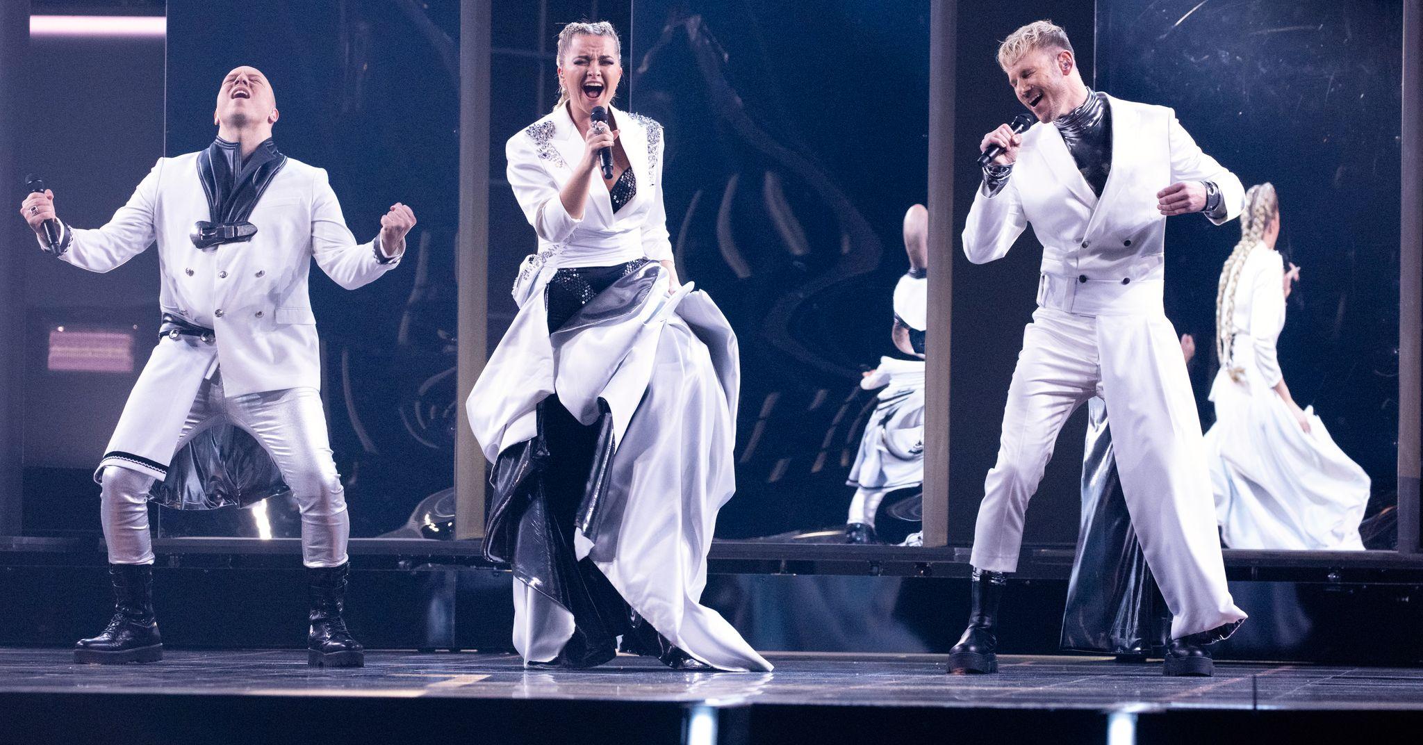 OGAE Second Chance, KEiiNO, Melodi Grand Prix 2021