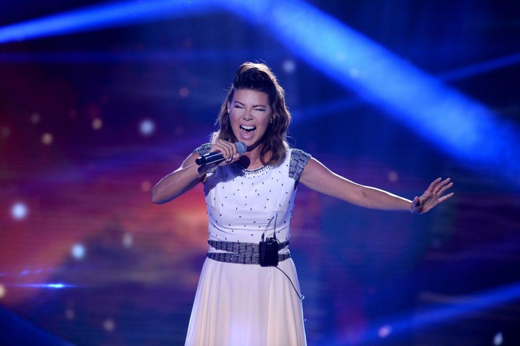Eurowizja 2016, Krajowe Eliminacje, Edyta Górniak