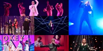 Wśród uczestników 2. półfinału Melodifestivalen 2021 na scenie zobaczymy m.in. Dotter. (fot. Stina Stjernkvist / SVT)