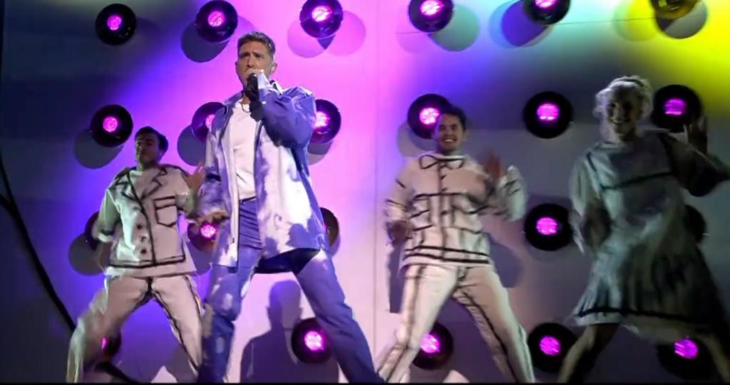 Danny, Danny Saucedo, Eurowizja, Melodifestivalen
