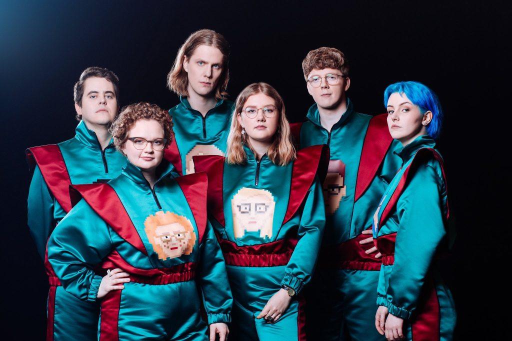Daði og Gagnamagnið, Eurowizja 2021, Islandia