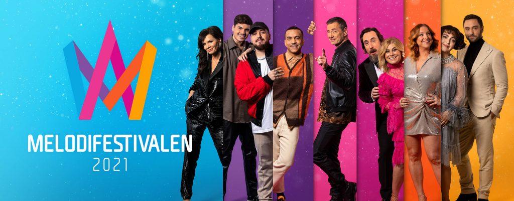 Eurowizja 2021, Melodifestivalen 2021