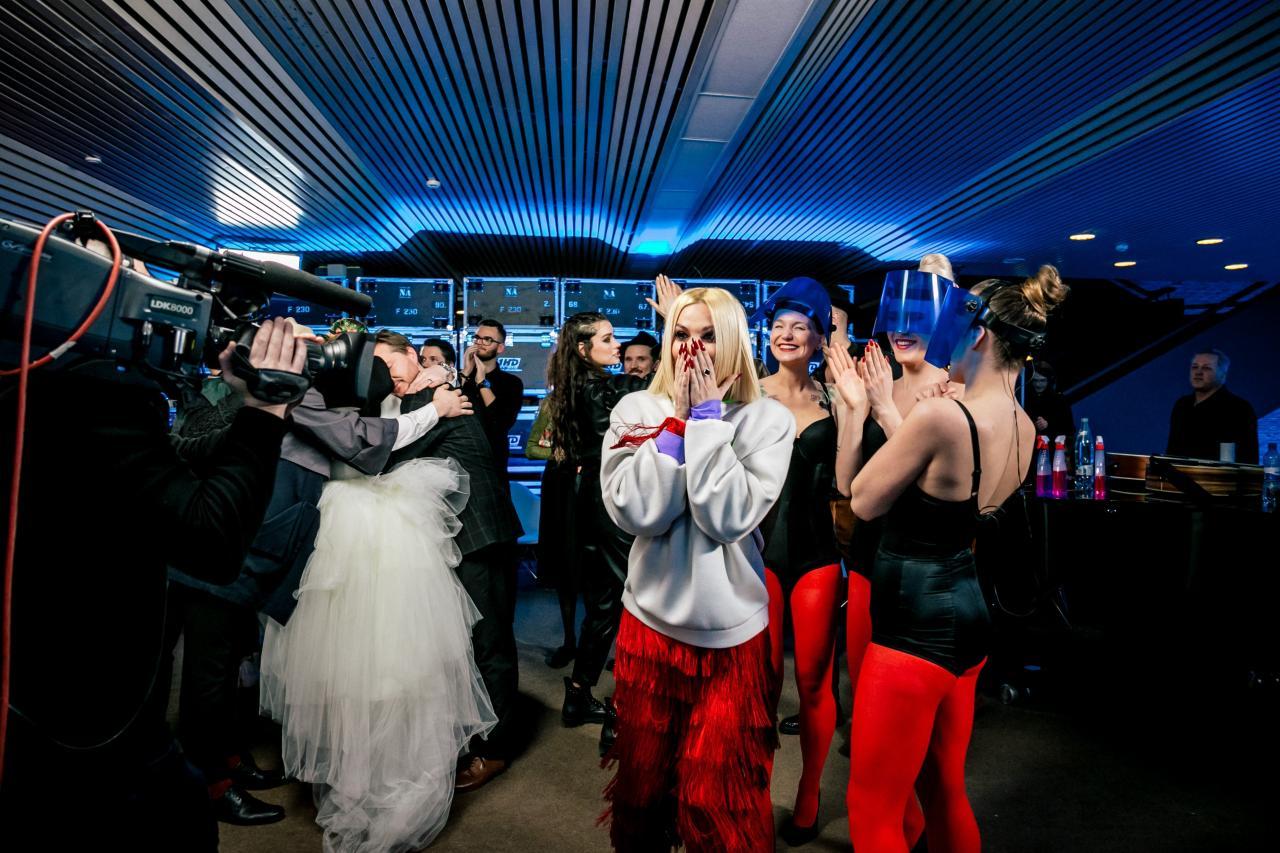 Łotwa, Samanta Tina, Eurowizja 2021