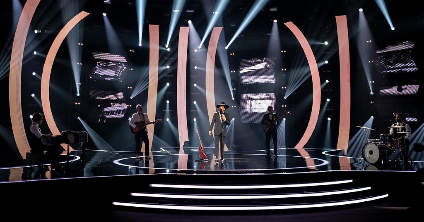 Eurowizja 2021, Portugalia, The Black Mamba