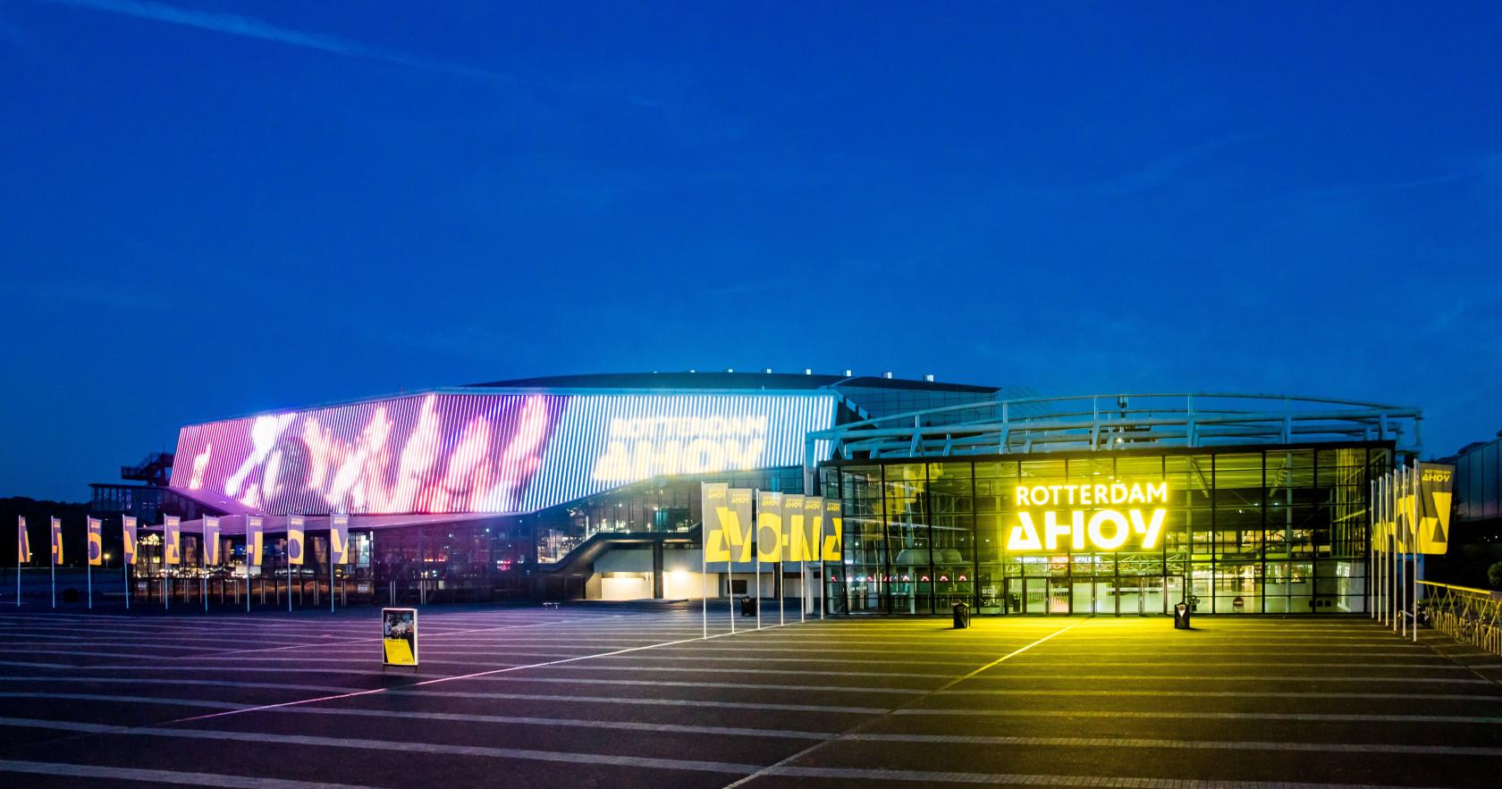 Eurowizja 2021, Holandia, Rotterdam, Ahoy Arena