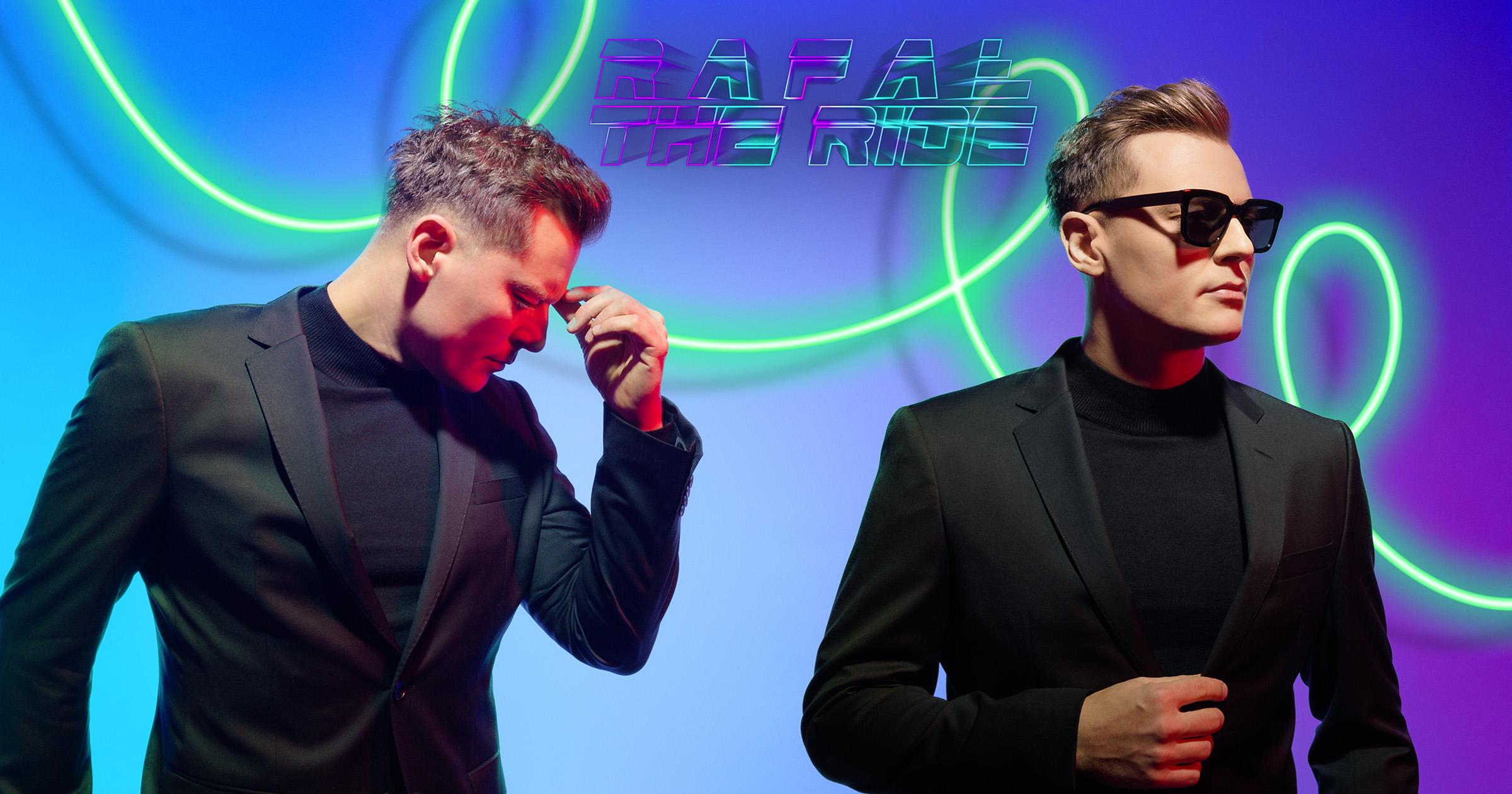 Eurowizja 2021, Rafał Brzozowski, The Ride