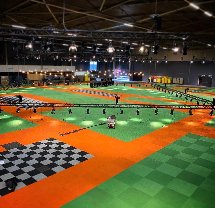 Eurowizja 2021, strefa gastronomiczna