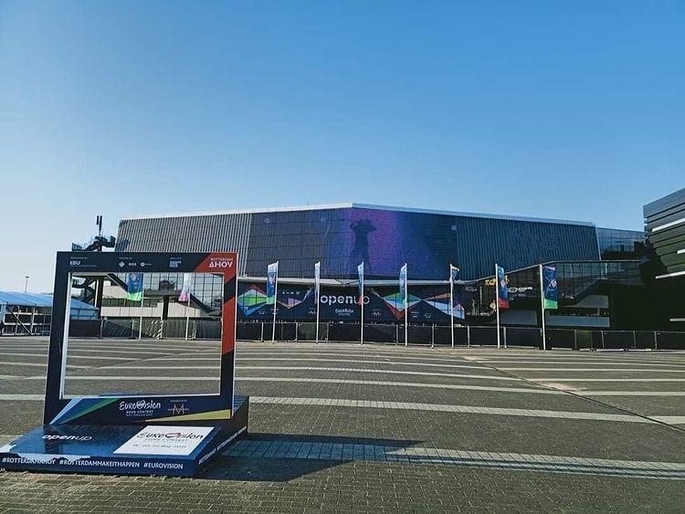 Eurowizja 2021, Rotterdam Ahoy