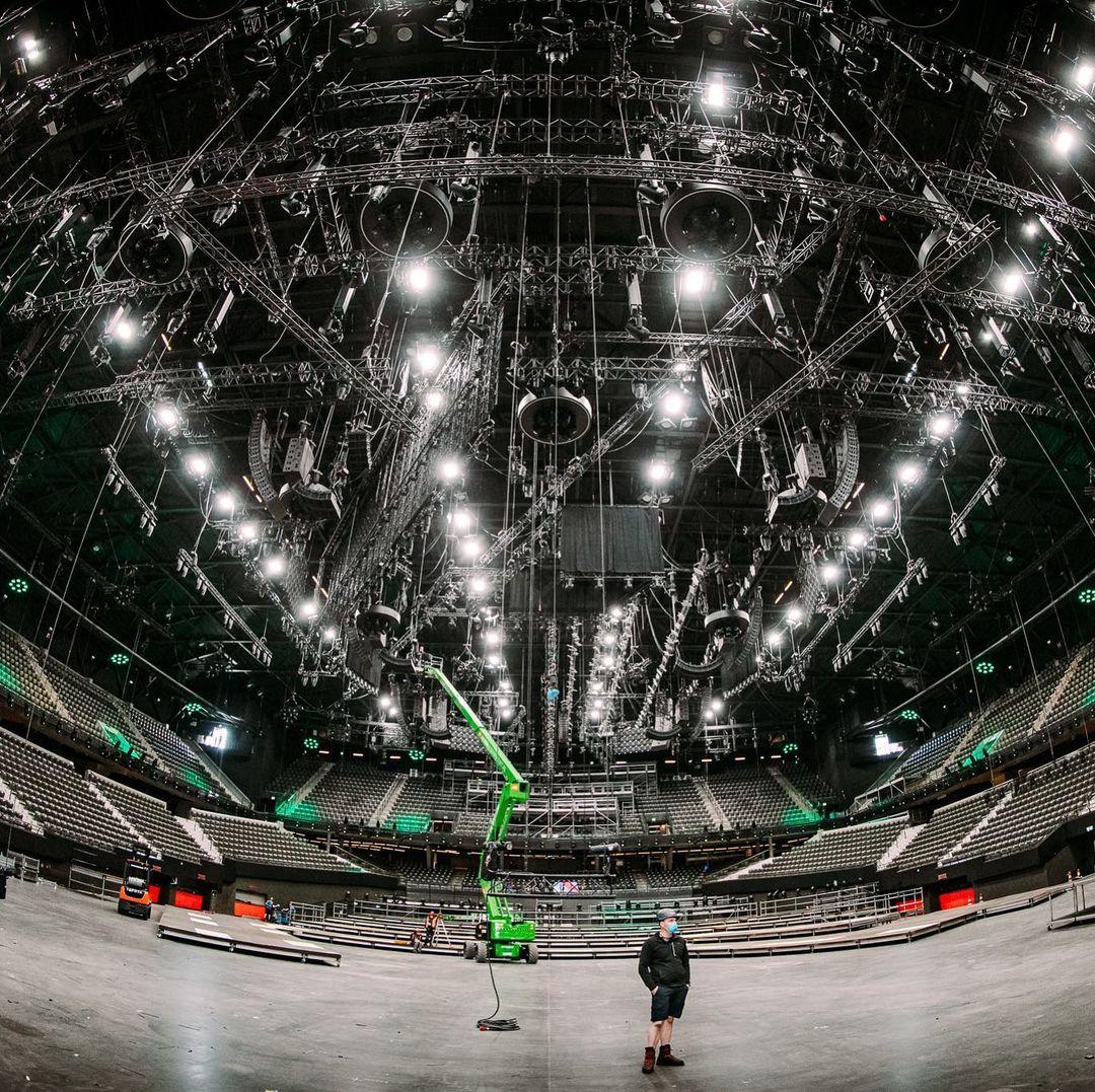 Eurowizja 2021, Rotterdam, sprzęt