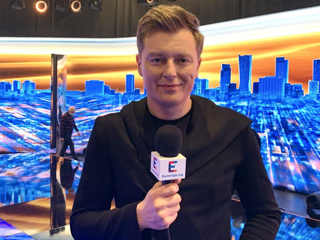 Eurowizja 2021, Rafał Brzozowski, Polska, Jaka To Melodia