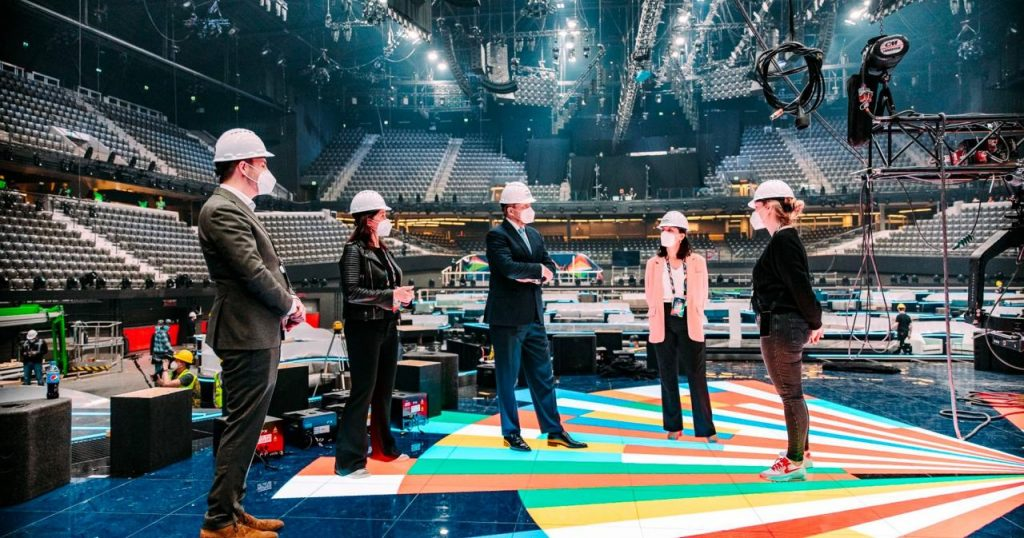 Eurowizja 2021, Rotterdam
