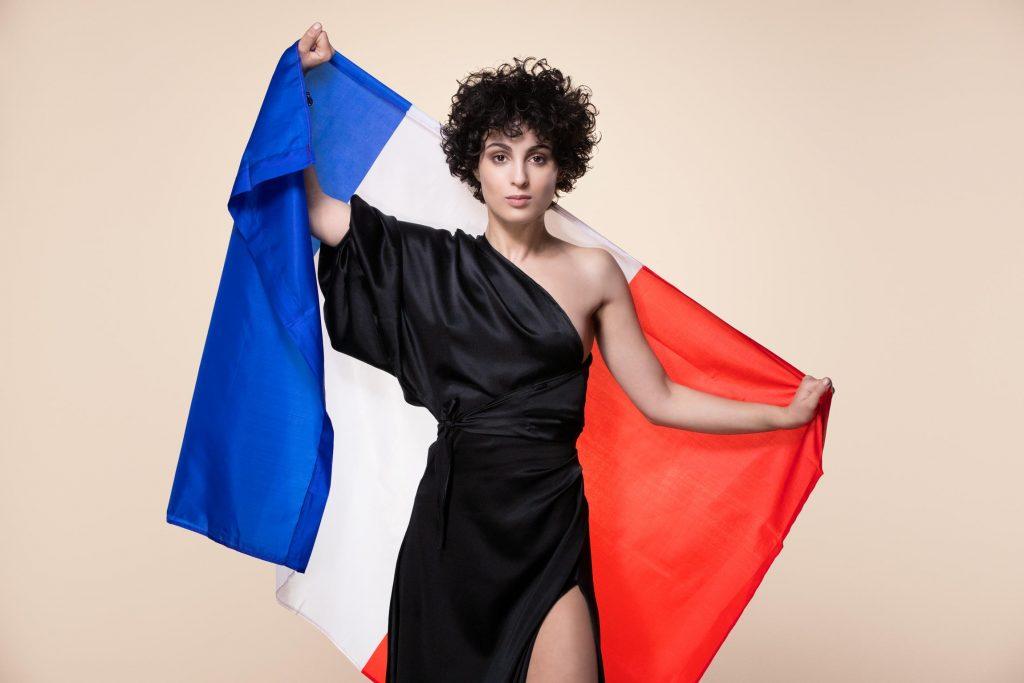 Eurowizja 2021, Barbara Pravi, Francja