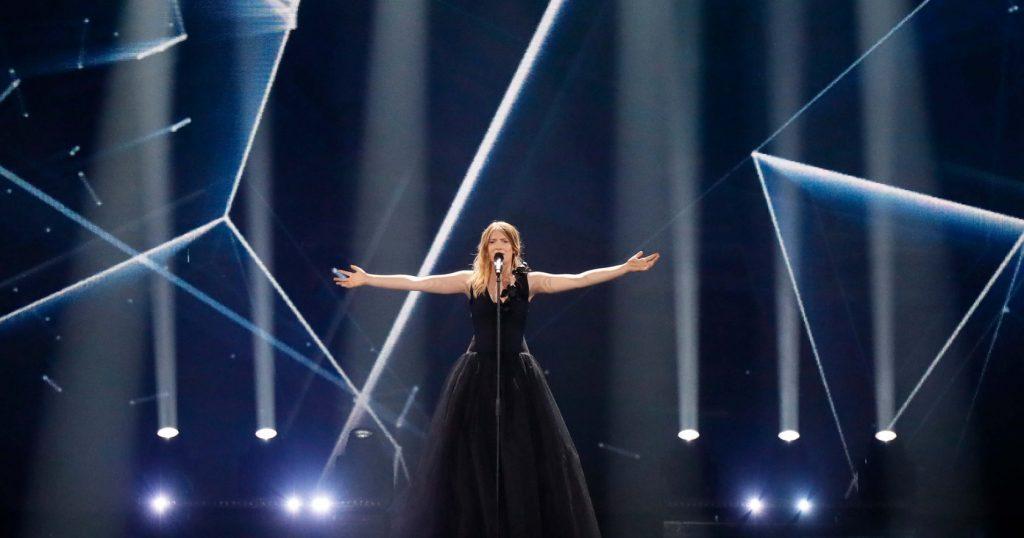 Blanche, Eurowizja 2017, Belgia