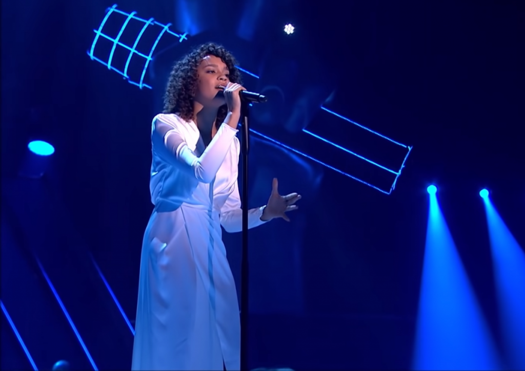 Sara Egwu-James, The Voice Kids, Eurowizja Junior 2021