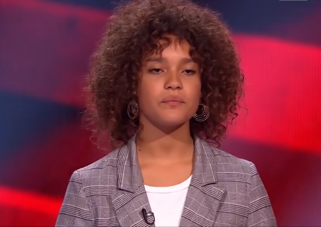 Sarah Egwu-James, The Voice Kids