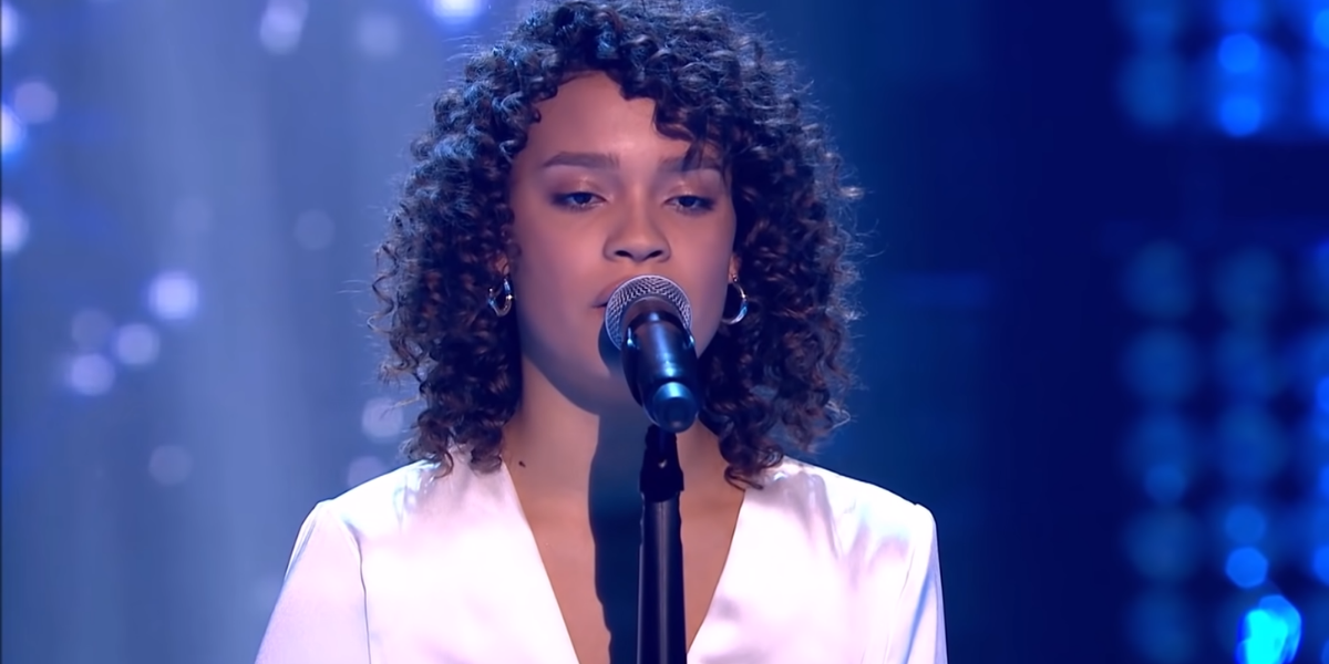 Sarah Egwu-James, The Voice Kids, Husavik, Eurowizja Junior