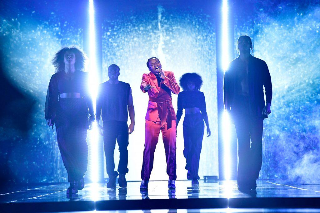 Eurowizja 2021, Tusse, Melodifestivalen, Szwecja