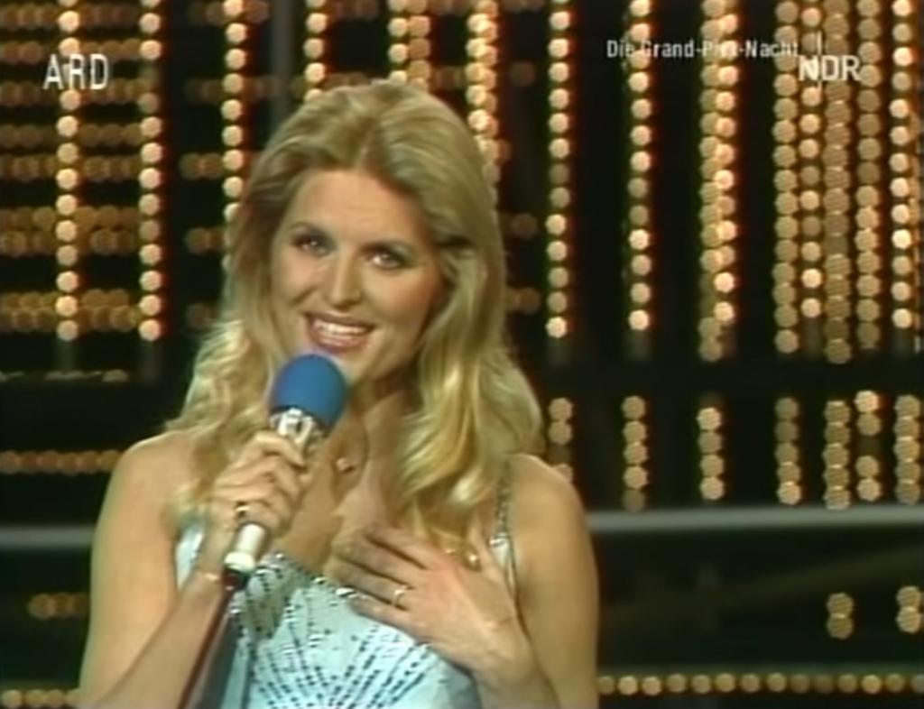 Marlene Charell, Eurowizja 1983