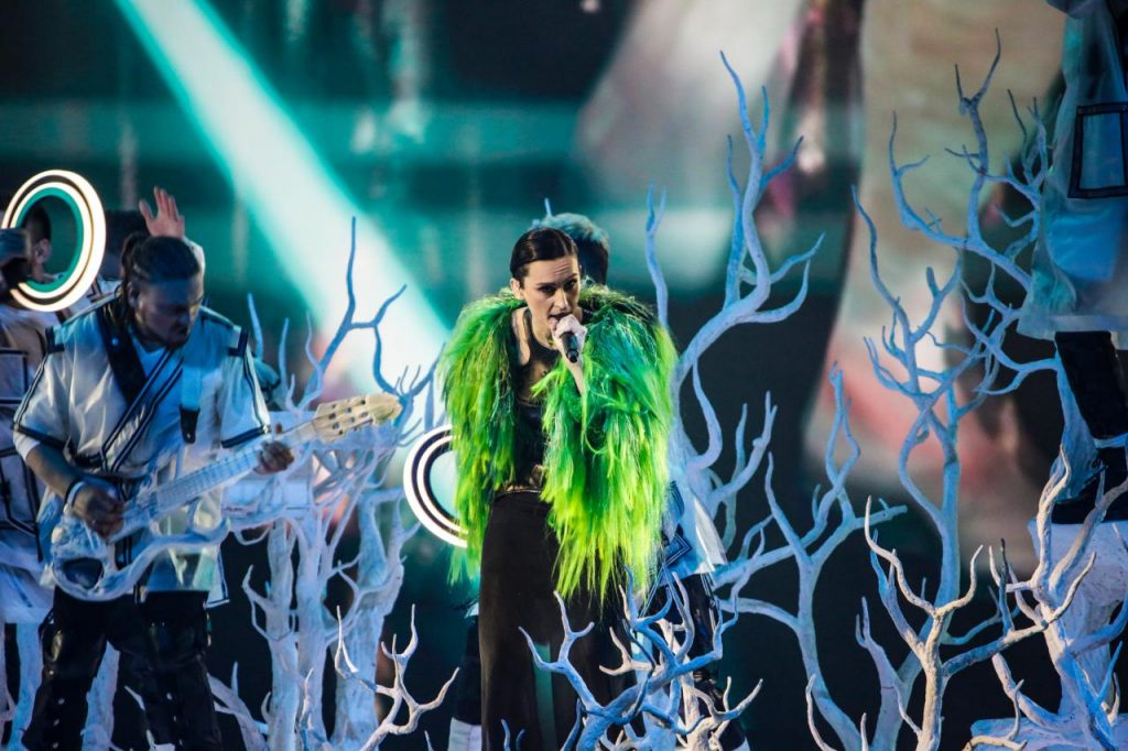Euroviza 2021, Ucraina, Co_A