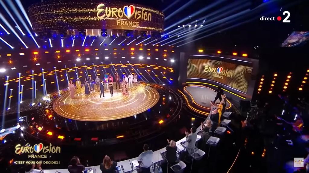 Eurowizja 2022, Francja
