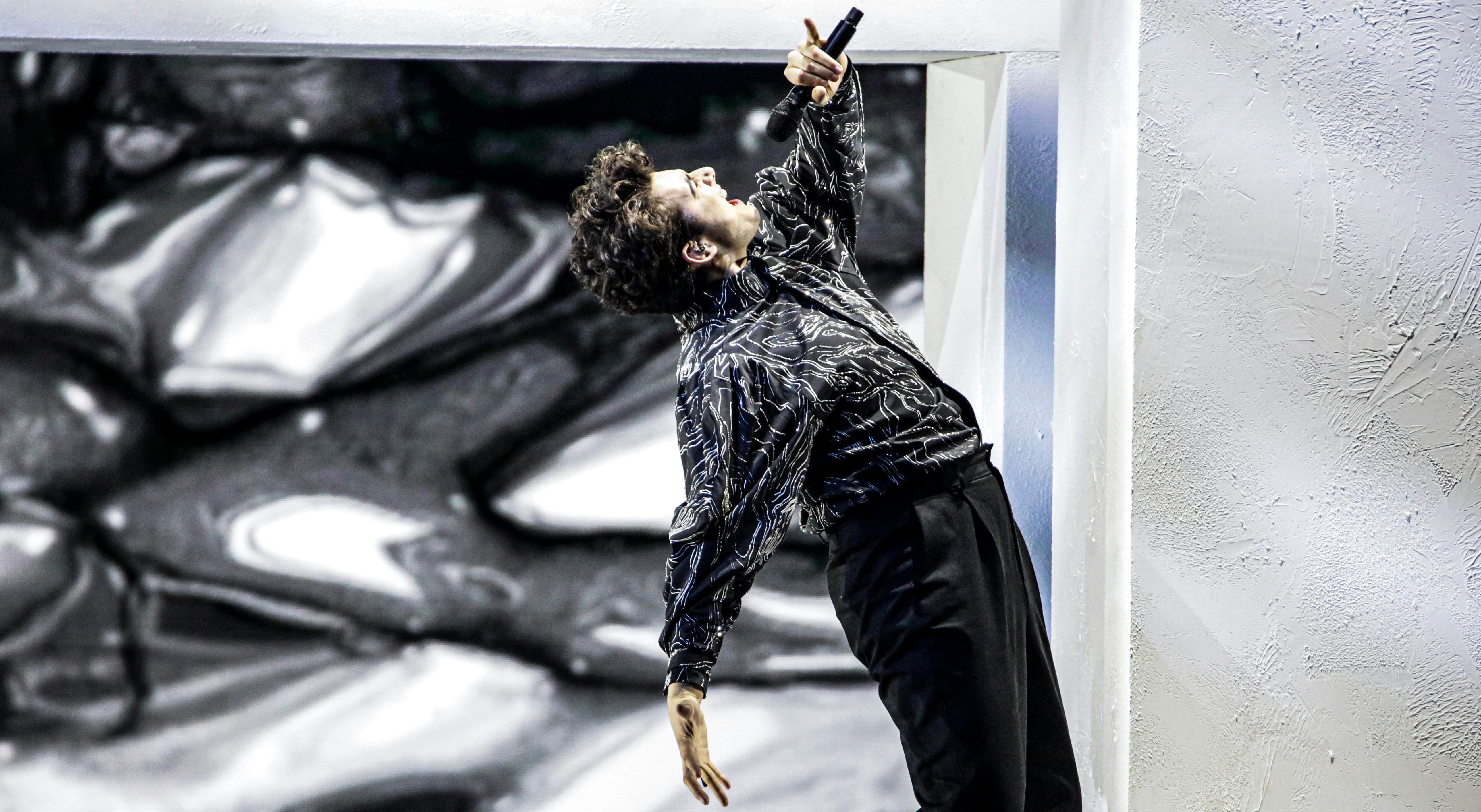 Eurowizja 2021, Gjon;s Tears, Szwajcaria