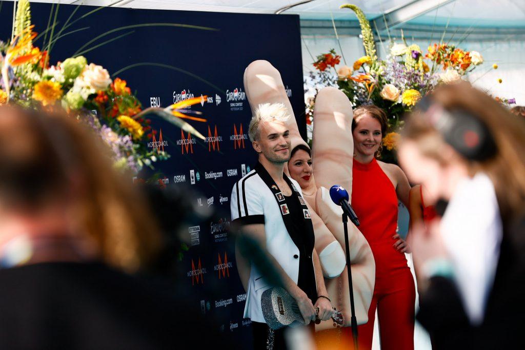 Eurowizja 2021, Jendrik, Niemcy, turkusowy dywan, Rafał Brzozowski