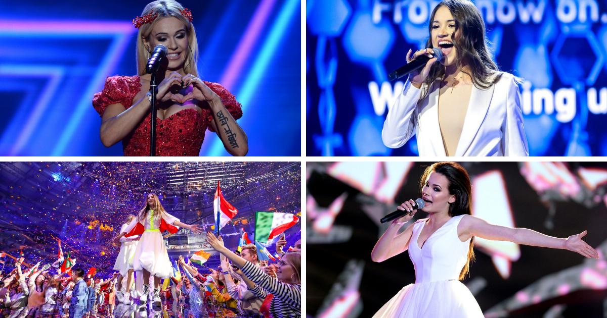 Eurowizja 2022, Doda, Alicja Szemplińska, Natalia Szroeder, Roxie