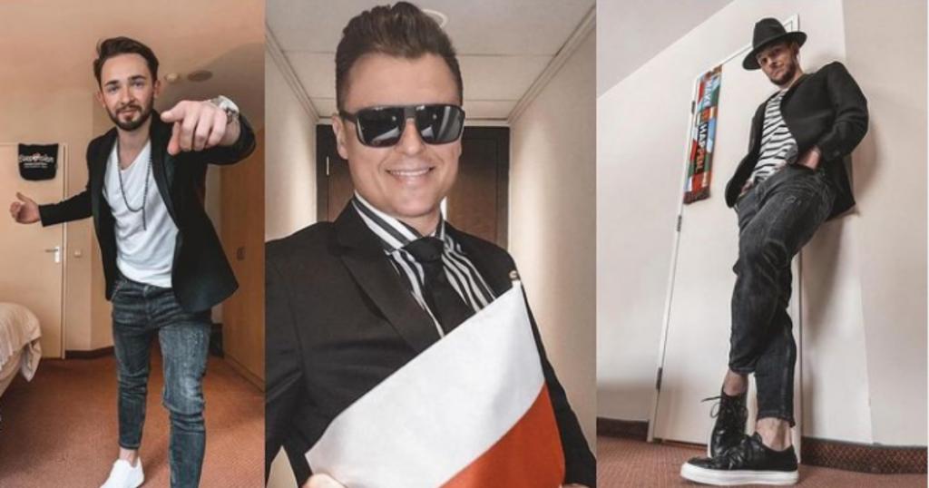 Rafał Brzozowski, Eurowizja 2021