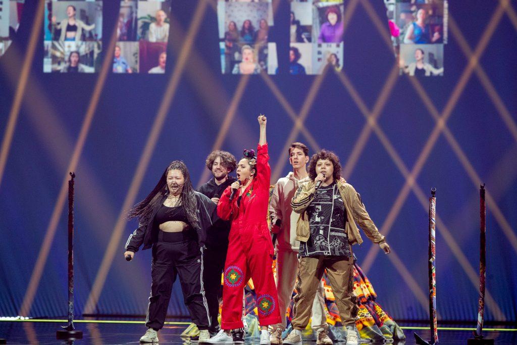 Eurowizja 2021, Rosja, Maniża