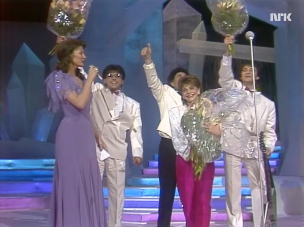 Eurowizja 1986, Belgia, Sandra Kim