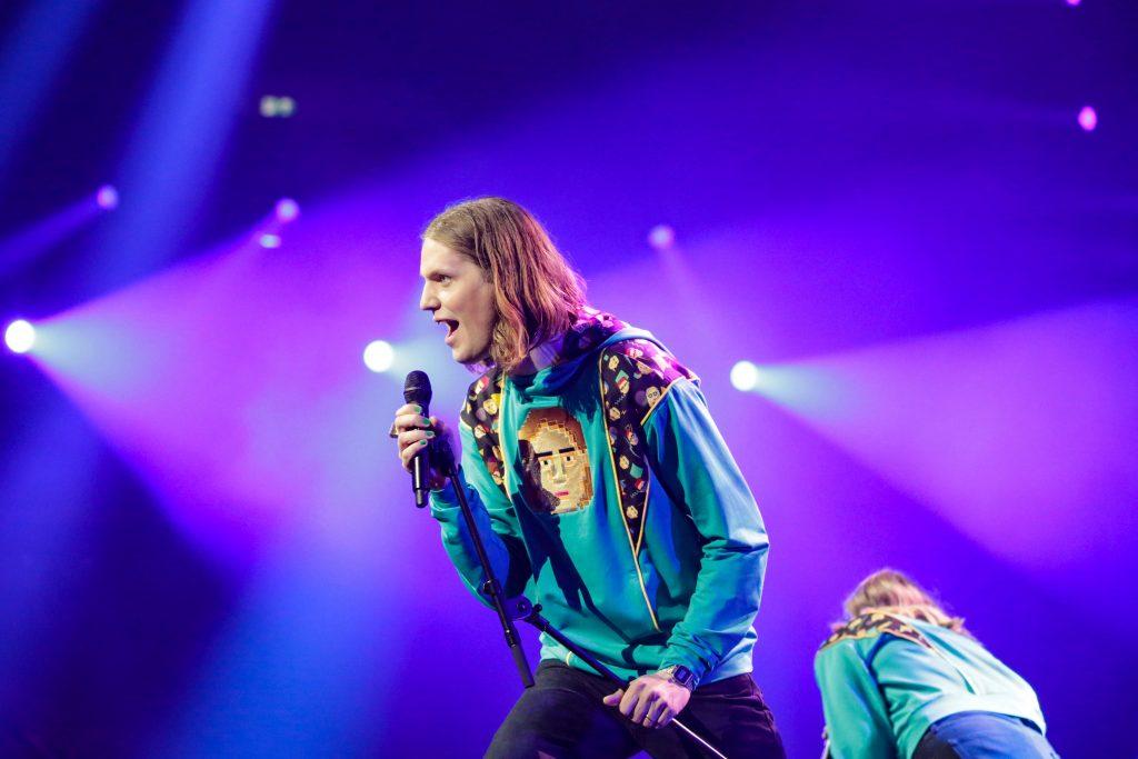 Eurowizja 2021, Islandia, Dadi Freyr