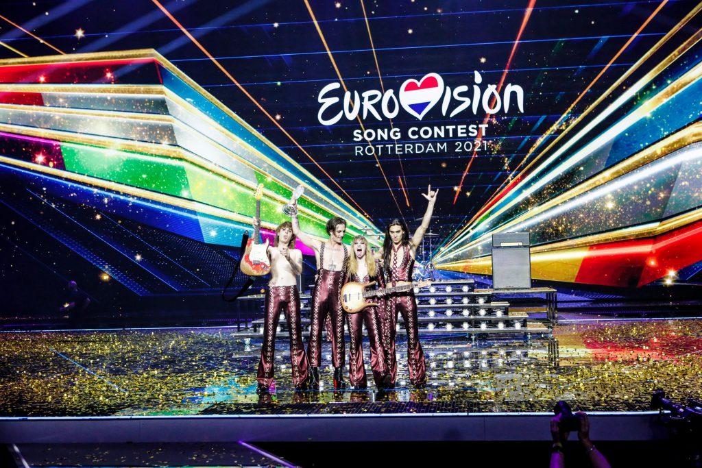 Eurowizja 2022, Włochy, Måneskin