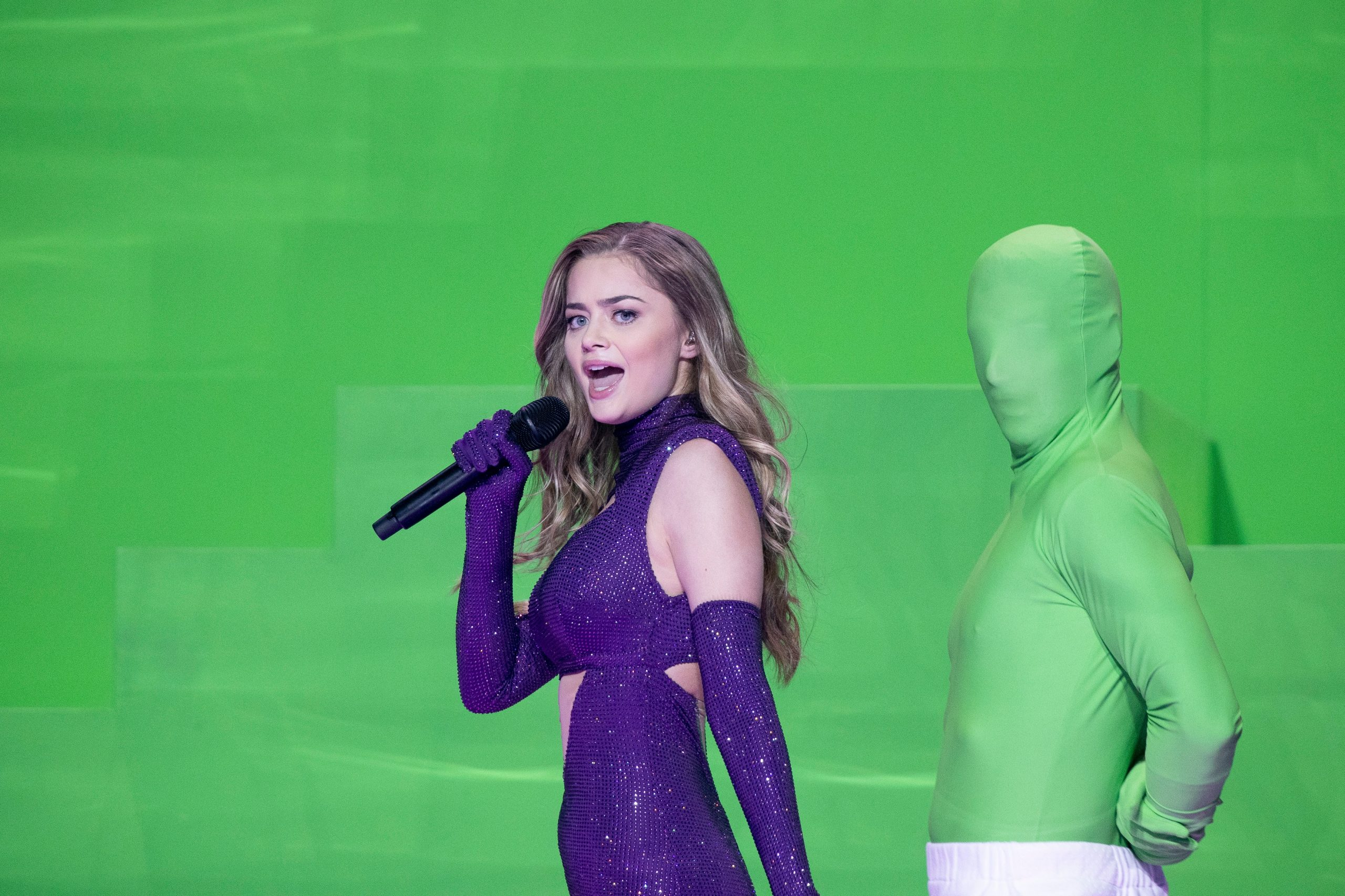 Eurowizja 2021, Grecja, Stefania