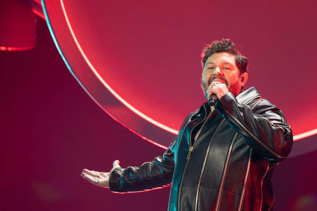 Eurovision 2021, Marea Britanie, James Newman
