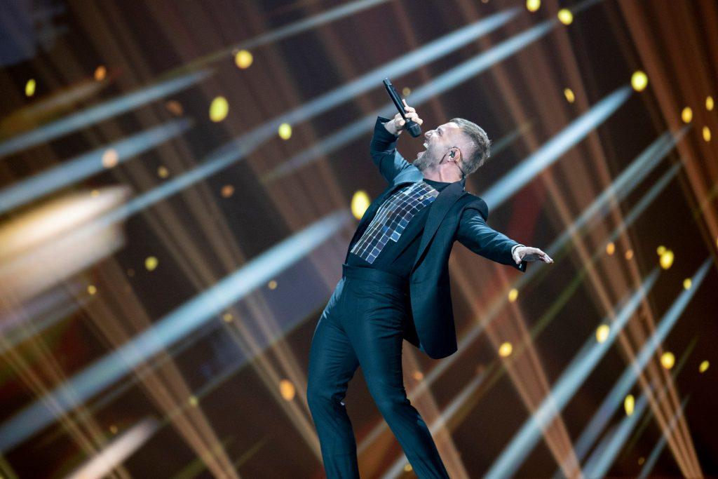 Eurowizja 2021, Macedonia, Vasil