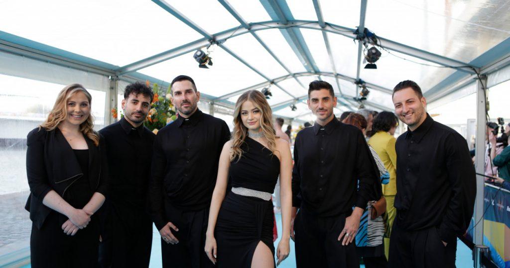 Eurowizja 2021, Stefania, Grecja