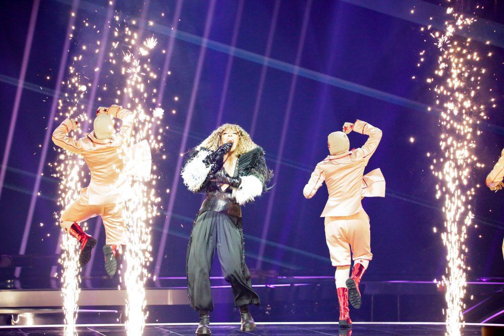 Eurowizja 2021, Senhit, San Marino