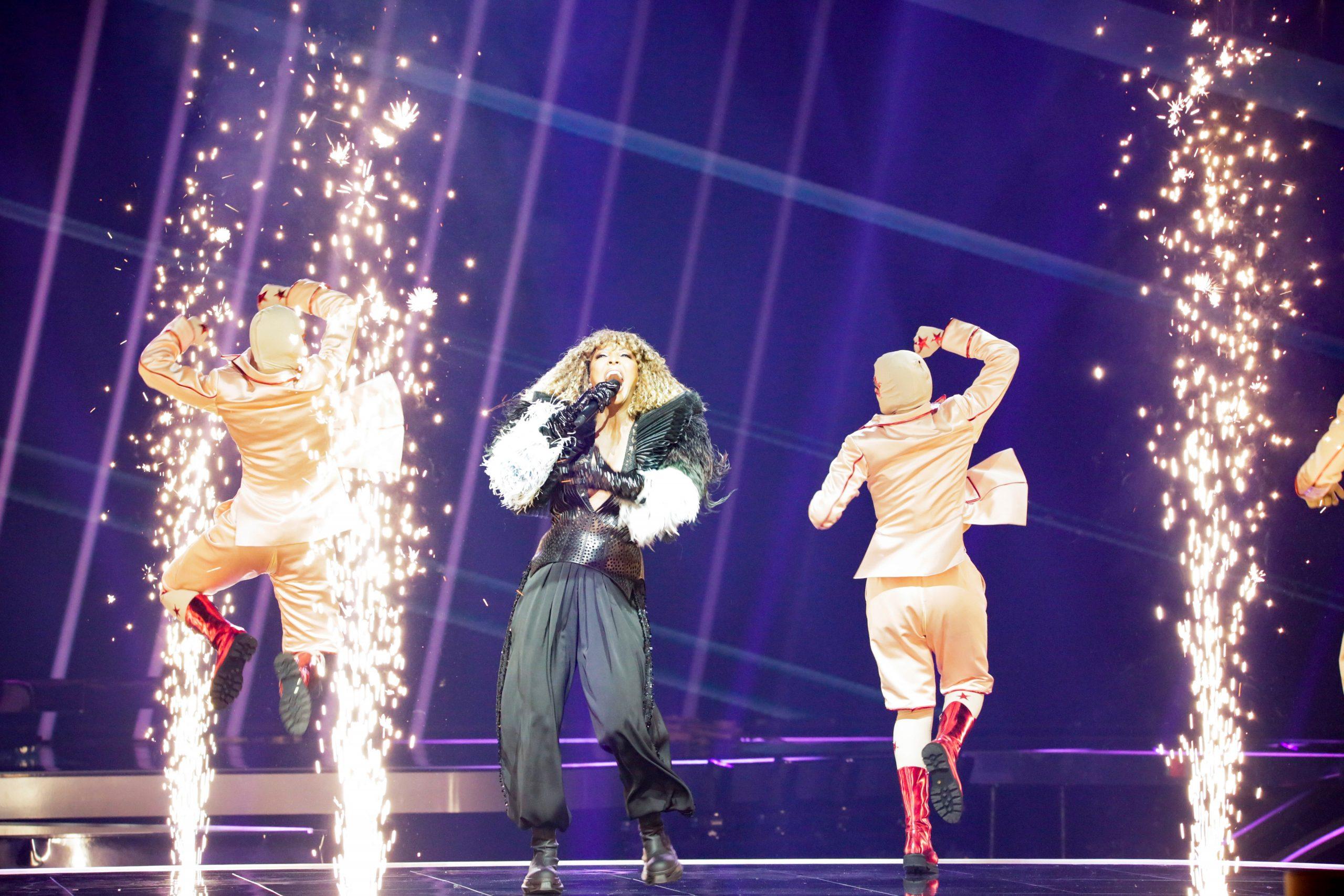 Eurowizja 2021: San Marino ma szansę na najlepszy rezultat w historii; źródło: eurovision.tv (fot. Anders Putting)