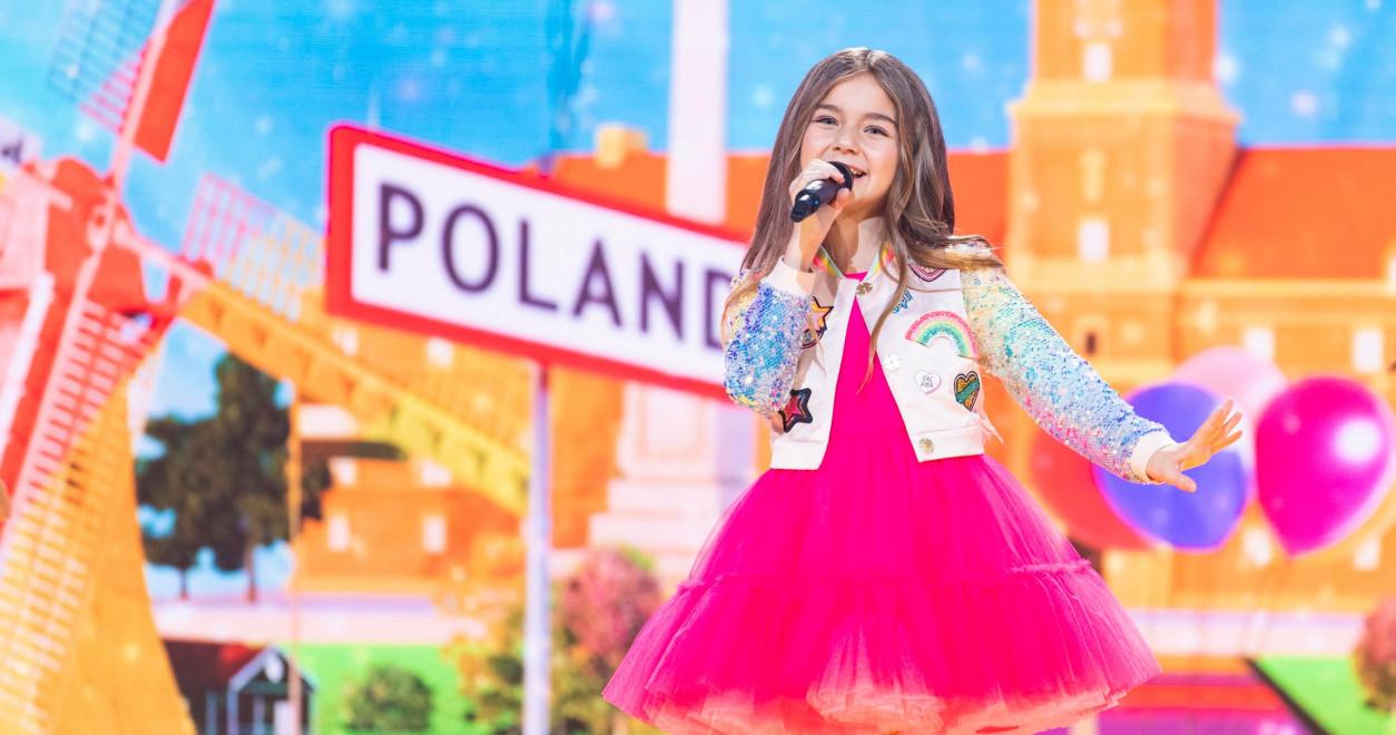 Eurowizja Junior 2021, Valentina, Francja