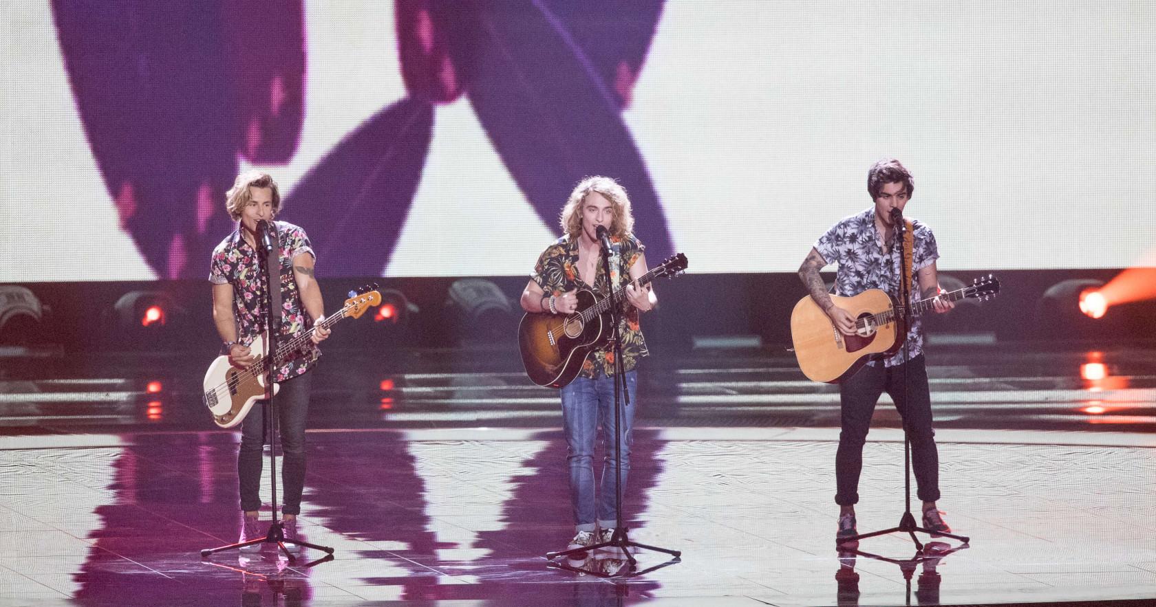 Eurowizja 2017, Hiszpania, Manel Navarro