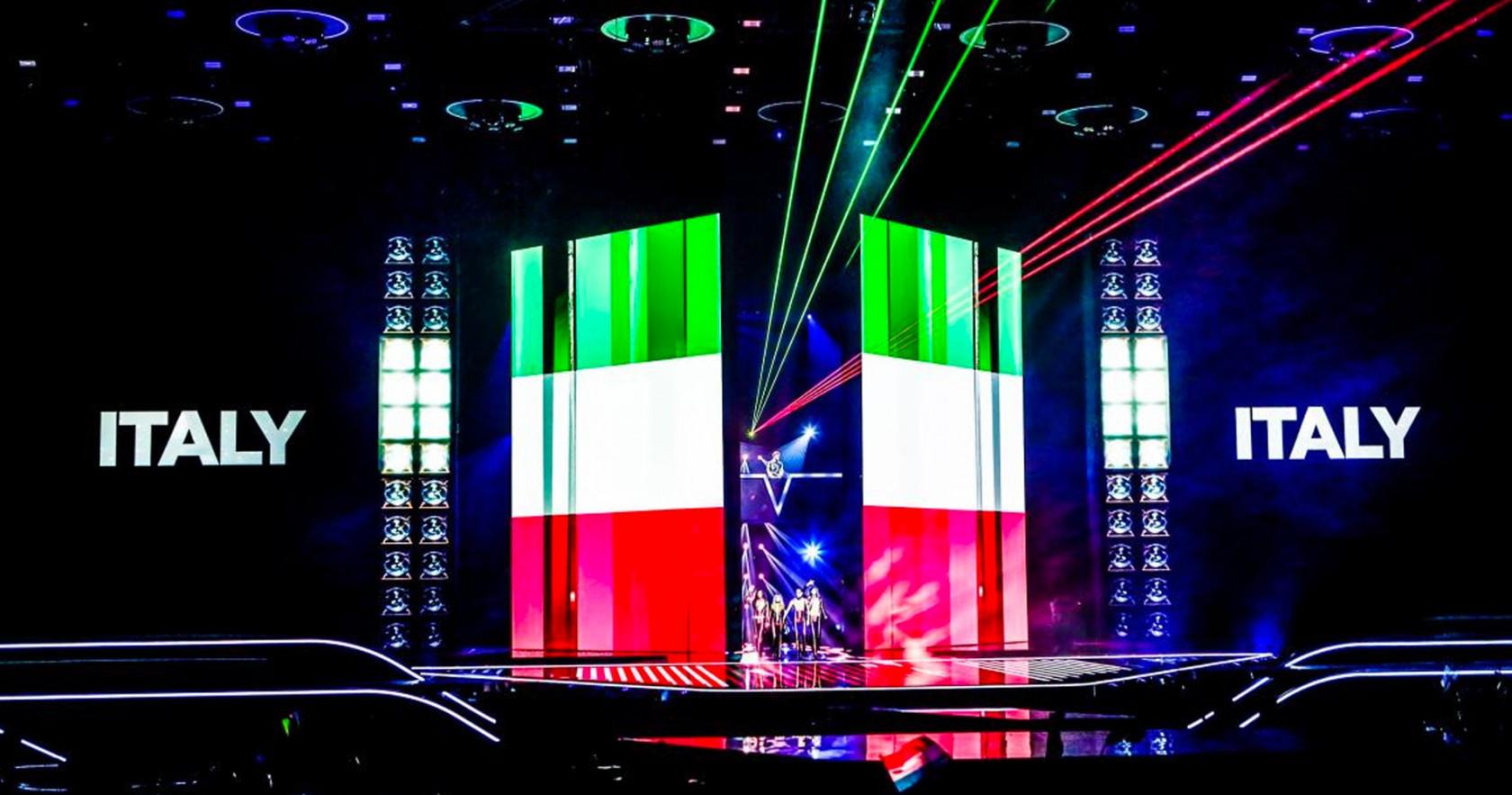 Eurowizja 2022, Włochy