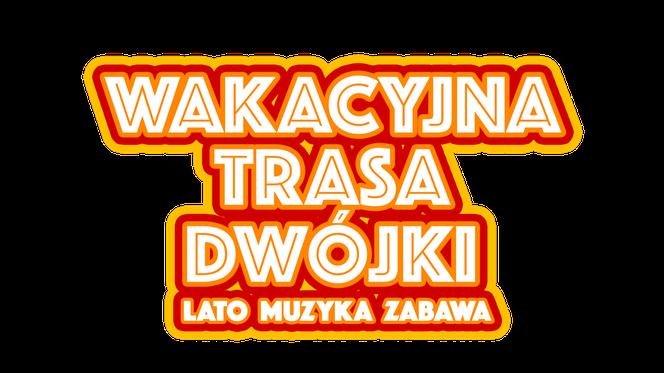 Wakacyjna Trasa Dwójki 2021 logo