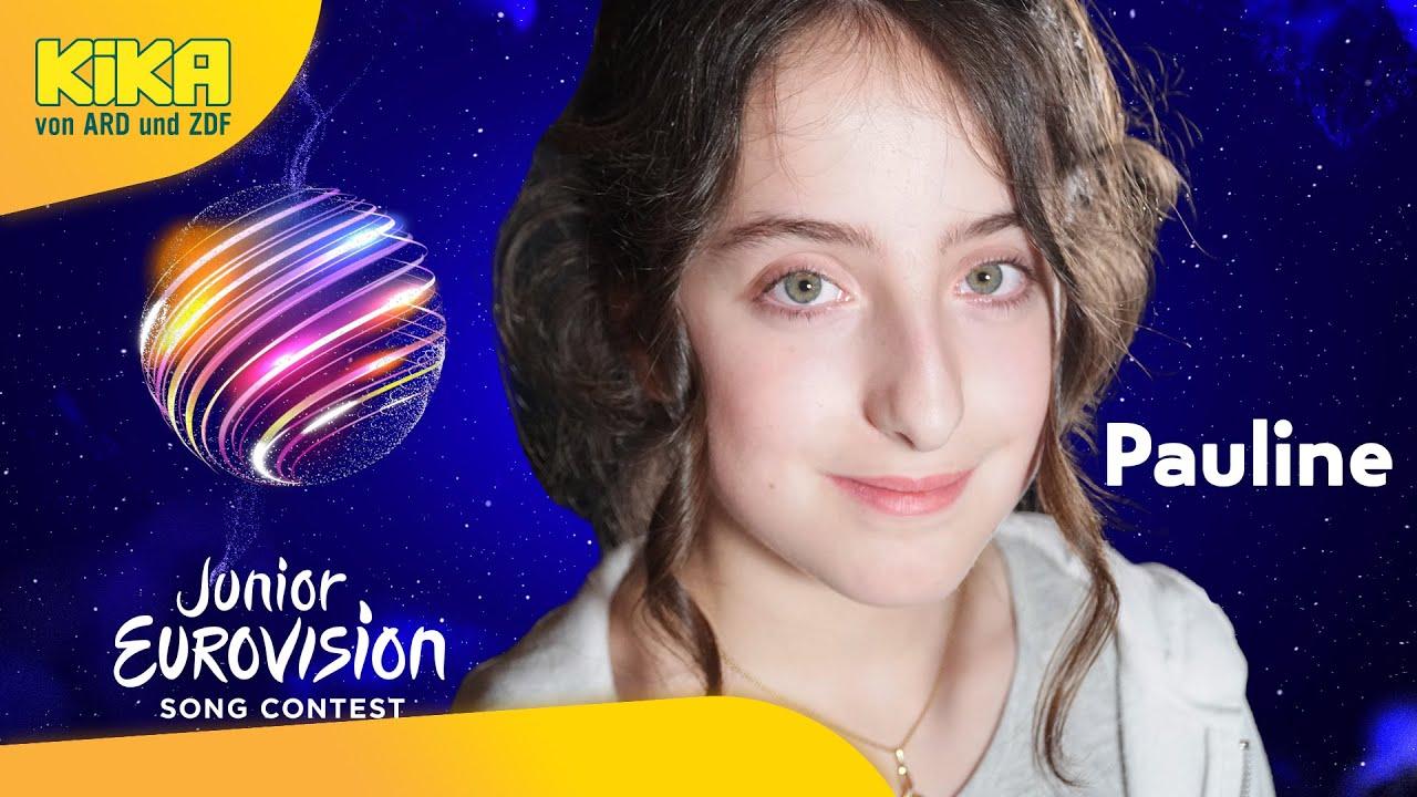 Eurowizja Junior 2021, Niemcy, Pauline