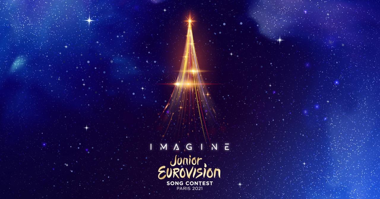 Eurowizja Junior 2021, logo, Imagine