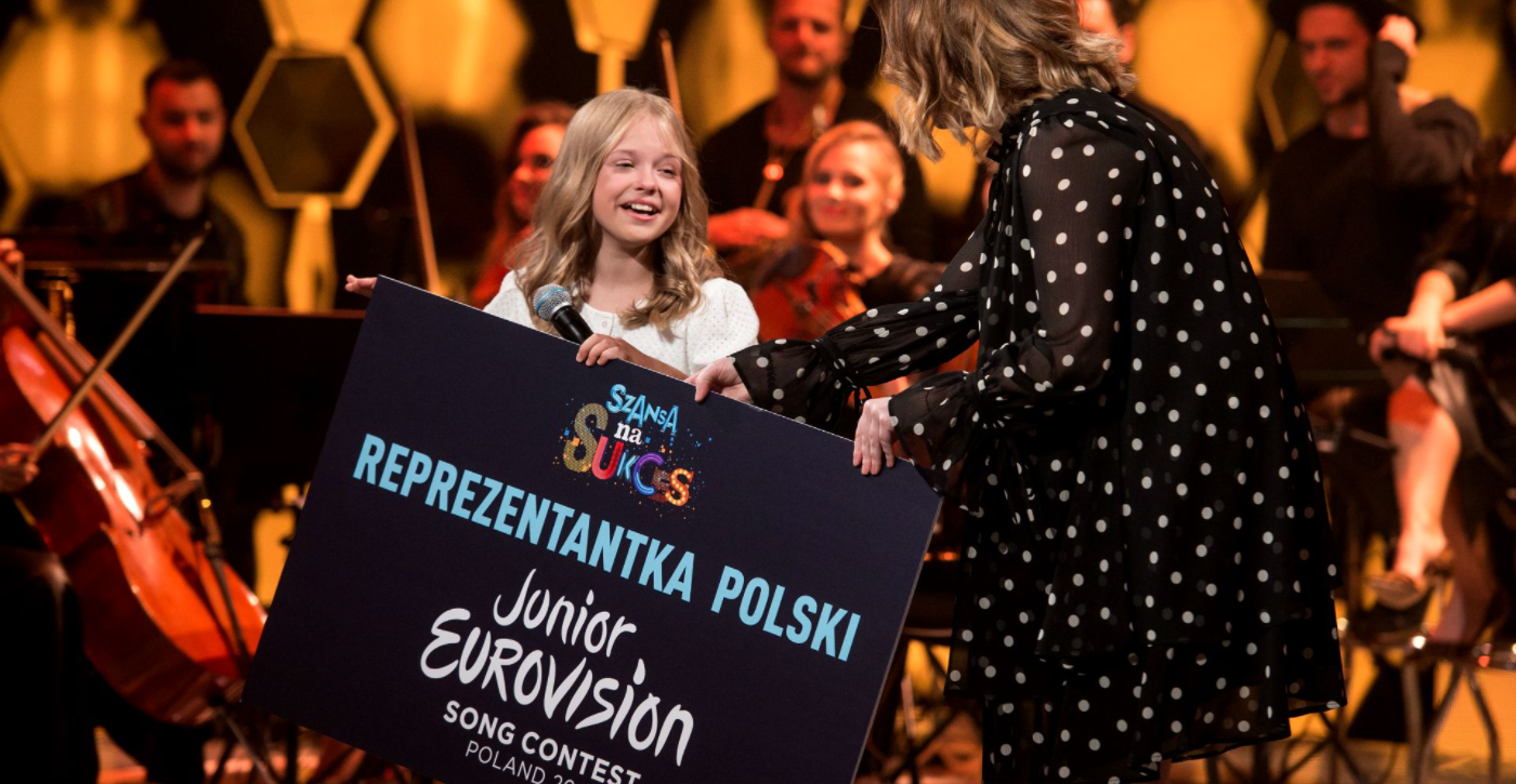 Szansa na Sukces, Eurowizja Junior 2021, program