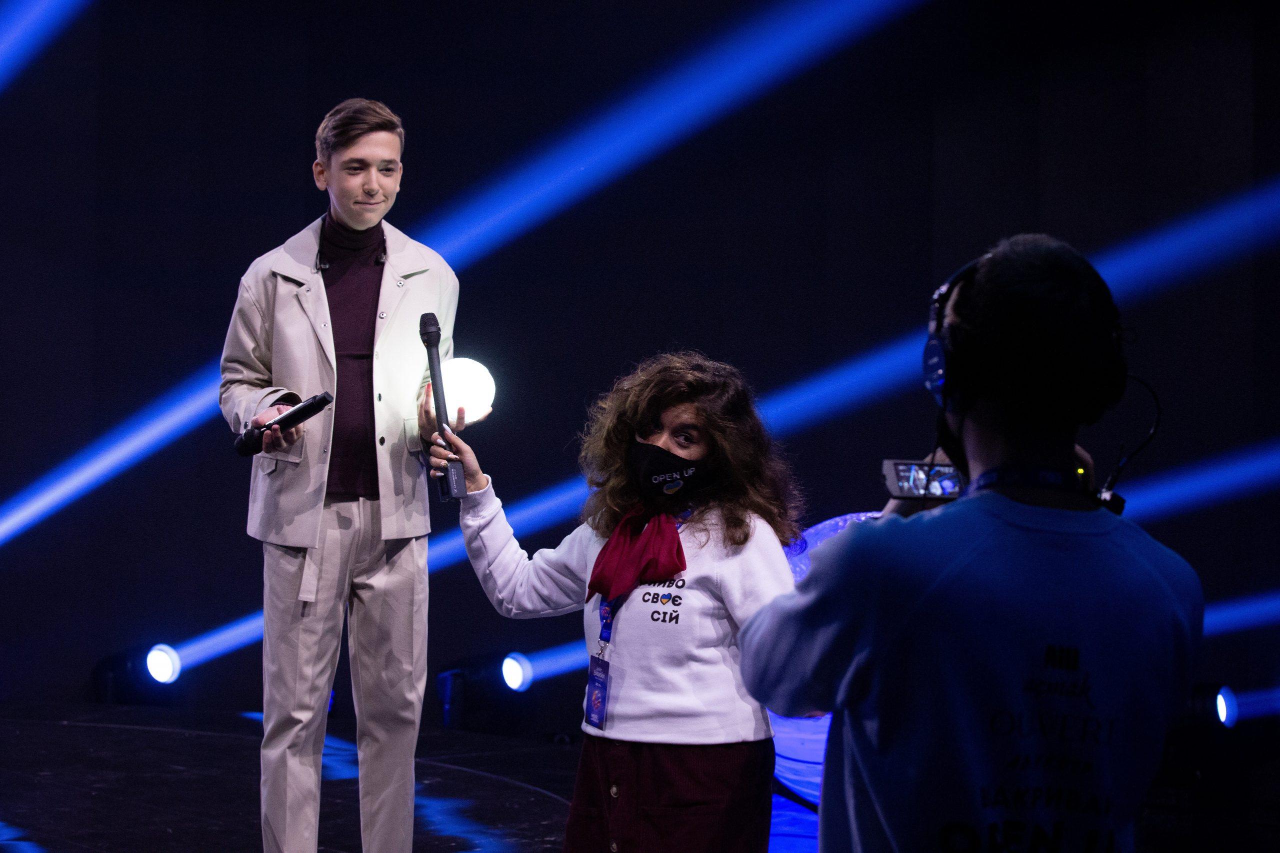 Eurowizja Junior 2020, Ukraina, Bałabanow