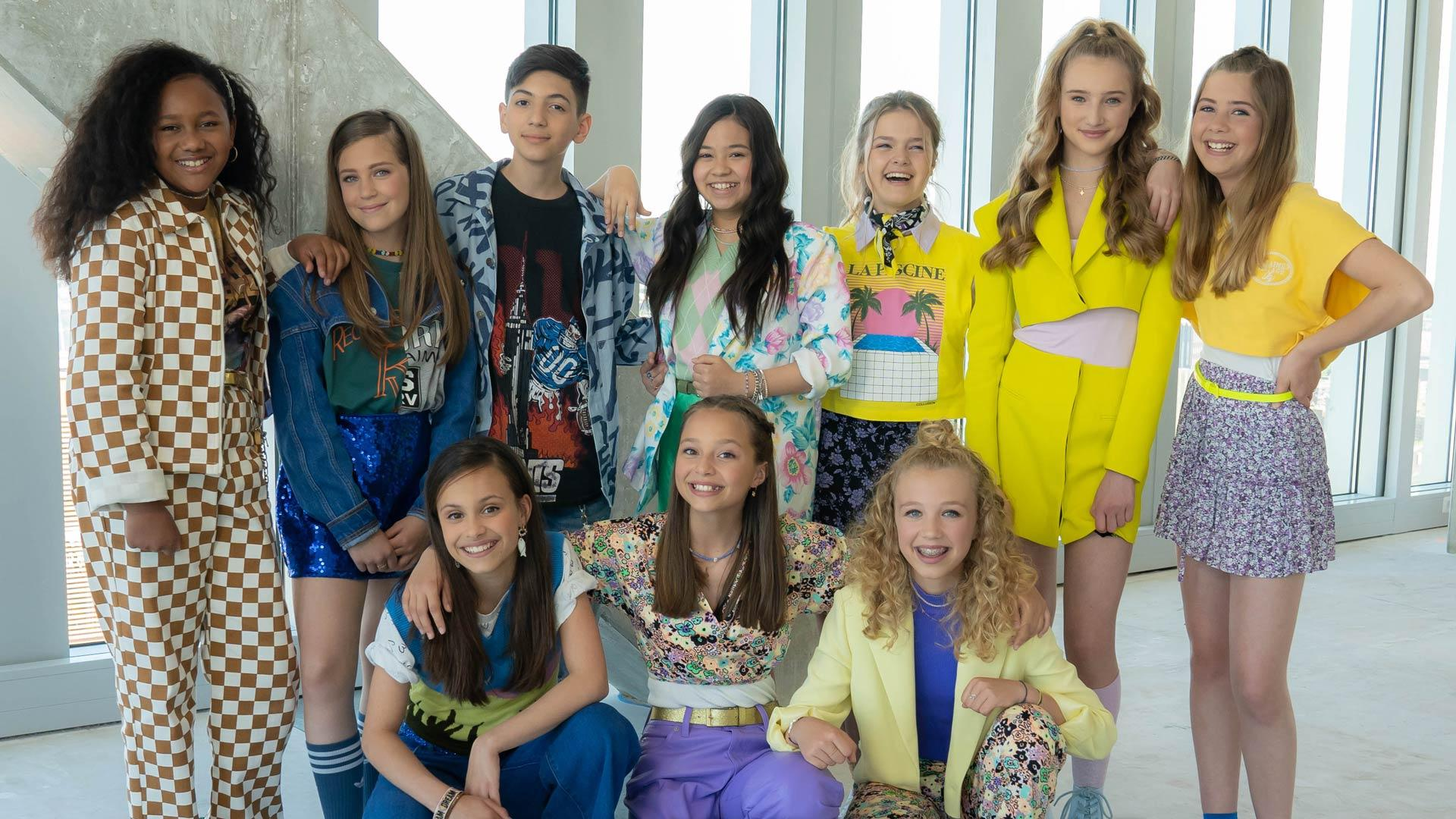 Eurowizja Junior 2021: finaliści holenderskich preselekcji