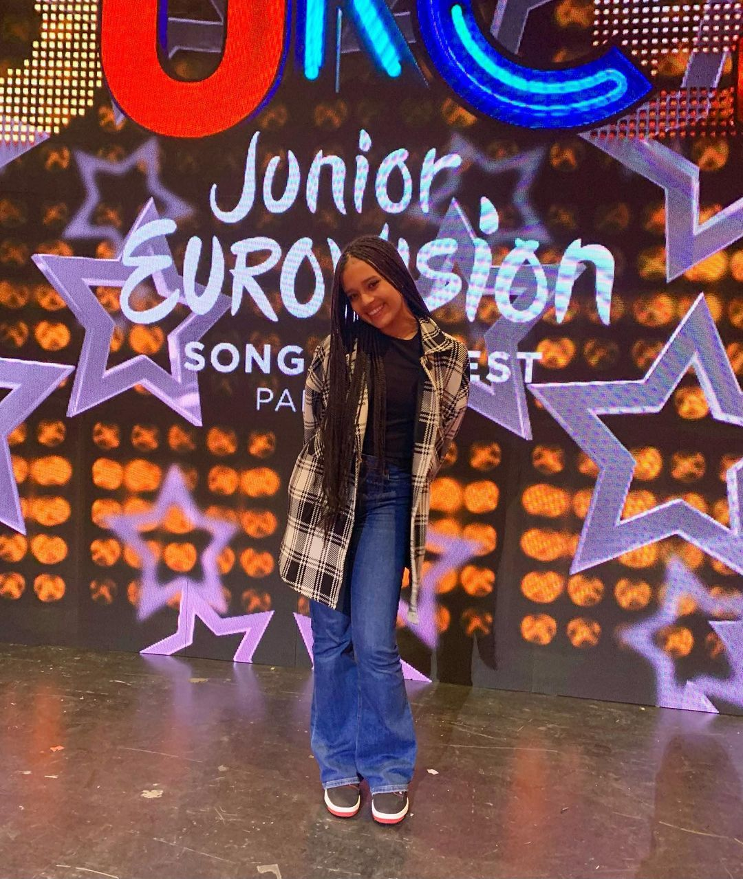 Sara Egwu-James, Szansa na Sukces, Eurowizja Junior 2021, finał
